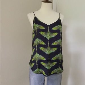 silence + noise funky camisole size Small